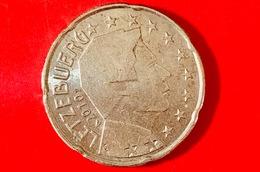 LUSSEMBURGO - 2010 - Moneta - Ritratto Del Sovrano Del Lussemburgo, Il Granduca Henri - Euro - 0.20 - Lussemburgo