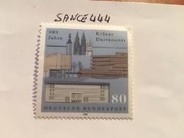 Germany Koln University 1988 Mnh - [7] Federal Republic
