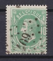 N° 30 :  409 YVOIR   COBA +10.00 - 1869-1883 Leopold II