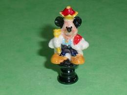 """Fèves / Disney / Dessins Animés : Mickey """" Irisé """" , échec    T87 - Disney"""