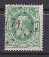 N° 30  :   174  HEER   COBA + 10.00 - 1869-1883 Leopold II