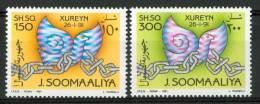 1991 Somalia Liberazione Set MNH** - Somalia (1960-...)