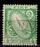 IRL+ Irland 1922 Mi 40-41 Schwert, Landkarte - 1922-37 Stato Libero D'Irlanda