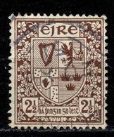 IRL+ Irland 1922 Mi 44-45 Wappen, Kreuz - 1922-37 Stato Libero D'Irlanda