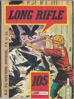 LONG RIFLE 105. Octobre 1986 - Non Classés