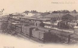 Haute-Marne - Chaumont - La Gare - Chaumont