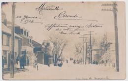 1906 - Marieville - Canada - Gelaufen Nach  Bab El Oued - Algerie - Other