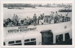 Grosse Hafenrundfahrt - Hamburg - Alster - Fotowerkstatt_Landungsbrücken - Bödecker & Drauz - Other
