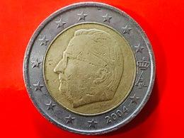 BELGIO - 2004 - Moneta - Effige Del Re Alberto II Del Belgio - Euro - 2.00 - Belgio