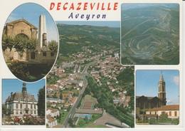 (FRA1196) DECAZEVILLA - Decazeville
