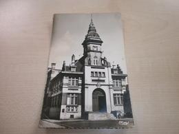 Carte Ancienne WAVRIN L'hôtel De Ville - France
