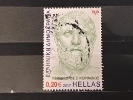 Griekenland / Greece - De Zeven Wijzen Uit De Oudheid (0.20) 2017 - Gebruikt