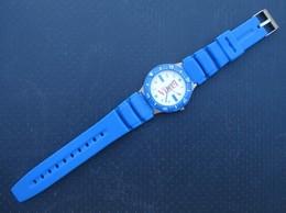 Montre Publicitaire De Marque Vittel - Advertisement Watches
