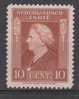 Nederlands Indie 309 MNH ; Koningin, Queen, Reine, Reina Wilhelmina 1945 NETHERLANDS INDIES PER PIECE - Niederländisch-Indien