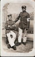 !  Alte Ansichtskarte, 1915, 1. Weltkrieg, Rotes Kreuz, Croix Rouge, Militaria, Feldlazarett 1, 58. Infanterie Division - Guerra 1914-18