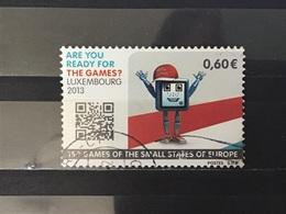 Luxemburg / Luxembourg - Spelen Van De Kleine Landen (0.60) 2013 - Gebruikt