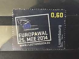 Luxemburg / Luxembourg - Europese Parlementsverkiezingen (0.60) 2014 - Gebruikt