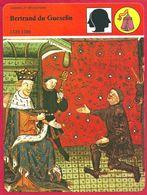 Bertrand Du Guesclin. Guerre De Succession De Bretagne. Guerre Civile Espagnole. Guerre De Cent Ans. - History