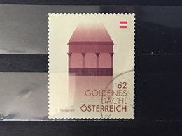 Oostenrijk / Austria - Gouden Dak (62) 2013 - 2011-... Afgestempeld
