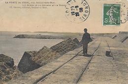 33)  LA POINTE  De  GRAVE  - Prés Soulac Sur Mer  - Les Bords De La Gironde Et La Digue - Other Municipalities