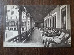 L22/59  HAUTEVILLE  - Sanatorium MANGINI - La Cure - Hauteville-Lompnes