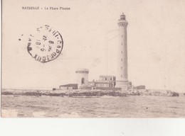 CPA - Marseille Le Phare Planier - Monuments