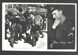 Hoe Lang Nog? - Militaire Dienst / Military Service - Caserme