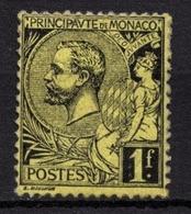 MONACO 1885 / 1914  - Y.T. N°  20 - NEUF** / 1 - Nuevos