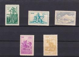 Iran Nº 791 Al 795 - Irán