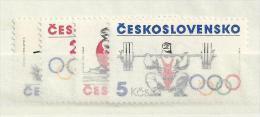 1984 MNH  Tschechoslowalei, Postfris** - Nuevos