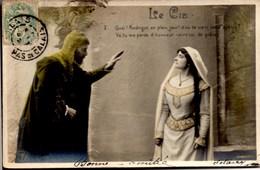 5 CPA (Ecrites Début 1900) Thème LE CID Dos Simple Très Bon Etat - France