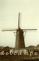 NIJLEN (Antwerpen) - Molen/moulin - Zeldzame Opname Van De Verdwenen Molen Dom Vóór 1914, Thans Romp En Café - Nijlen