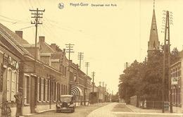 Heyst - Goor Dorpstraat Met Kerk (Cyr. Torfs) - Heist-op-den-Berg