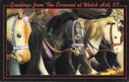 The Carousel At WATCH HILL - RHODE ISLAND - Etats-Unis