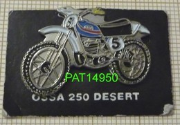 MOTO OSSA 250 DESERT  ESPAGNE   RAID ENDURO - Motorfietsen