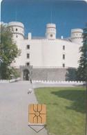 REPUBLICA CHECA. Castle Orlík. C325, 30/06.00. (203). - Czech Republic