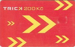 REPUBLICA CHECA. Trick 200. CZ-CES-TRI-0020B. (204). - Czech Republic