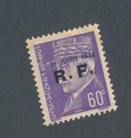 FRANCE - LIBERATION ROANNE N° 4 NEUF* AVEC CHARNIERE - COTE : 45€ - Liberation
