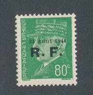 FRANCE - LIBERATION ROANNE N° 6 NEUF** SANS CHARNIERE - COTE : 54€ - Liberation