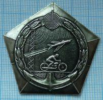 USSR / Medal / Soviet Union. DOSAAF. Aviation. Gliding. Motocross. Radio Sport Shooting 1970-80s - Tokens & Medals