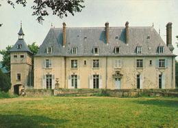 02) Anizy-le-Château : Château De Lizy - France
