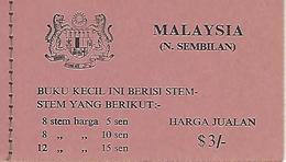 MALAYSIA (STATES), 1973, Booklet SB 4, Butterflies - Malaysia (1964-...)