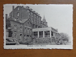 Waulsort, L'Hotel Moderne -> Onbeschreven - Hastière