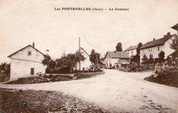 (Doubs)   CPA  Les Fontenelles  Le Cournot    (Bon Etat) - France