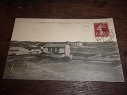 85  BRETIGNOLLES SUR MER GROUPE DE VILLAS  1930 - Bretignolles Sur Mer
