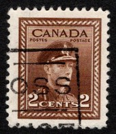 Canada - Scott #250 Used (4) - Used Stamps