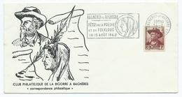 Enveloppe Club Philatelique De La Bigorre A Bagneres 1962 - 1961-....