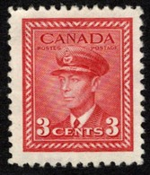 Canada - Scott #251 Used (4) - Used Stamps