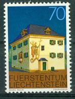 Bm Liechtenstein 1978 MiNr 699 MNH | Buildings, Rectory Mauren - Ungebraucht