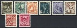Österreich Mi 776 Bis 783 Komplett Postfrisch - 1945-.... 2. Republik